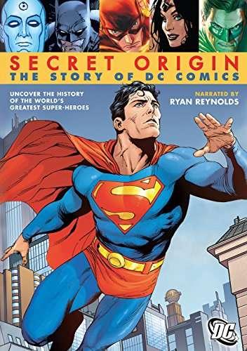 Secret Origin: The Story of DC Comics kapak