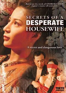 Secrets of a Desperate Housewife kapak