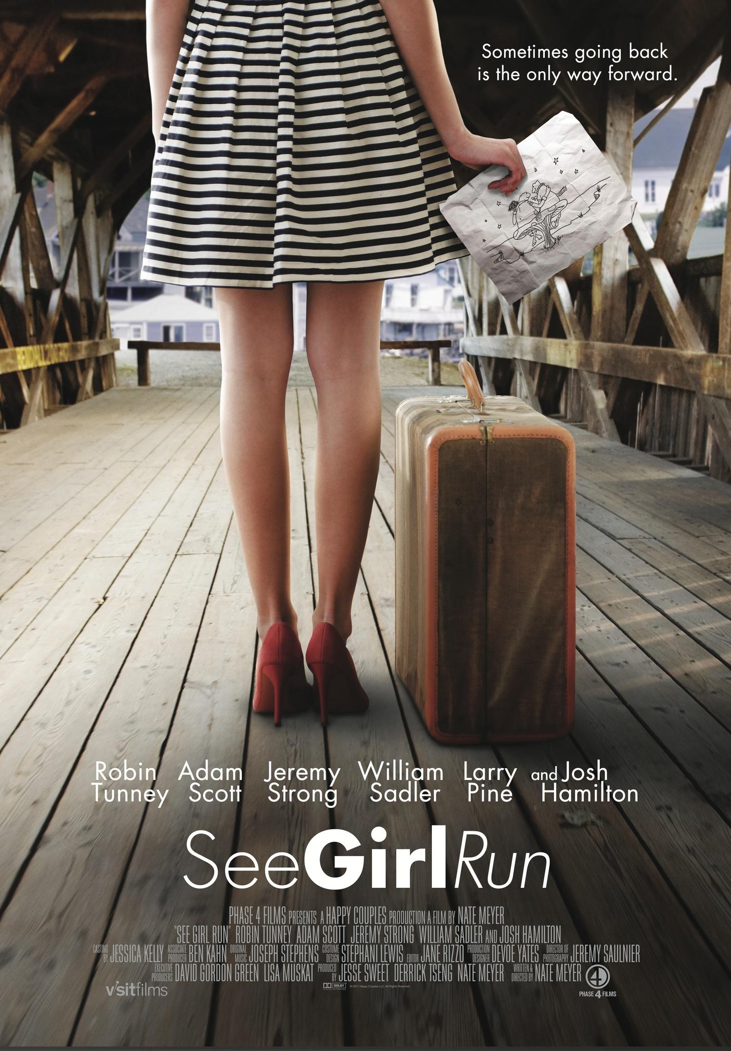 See Girl Run kapak