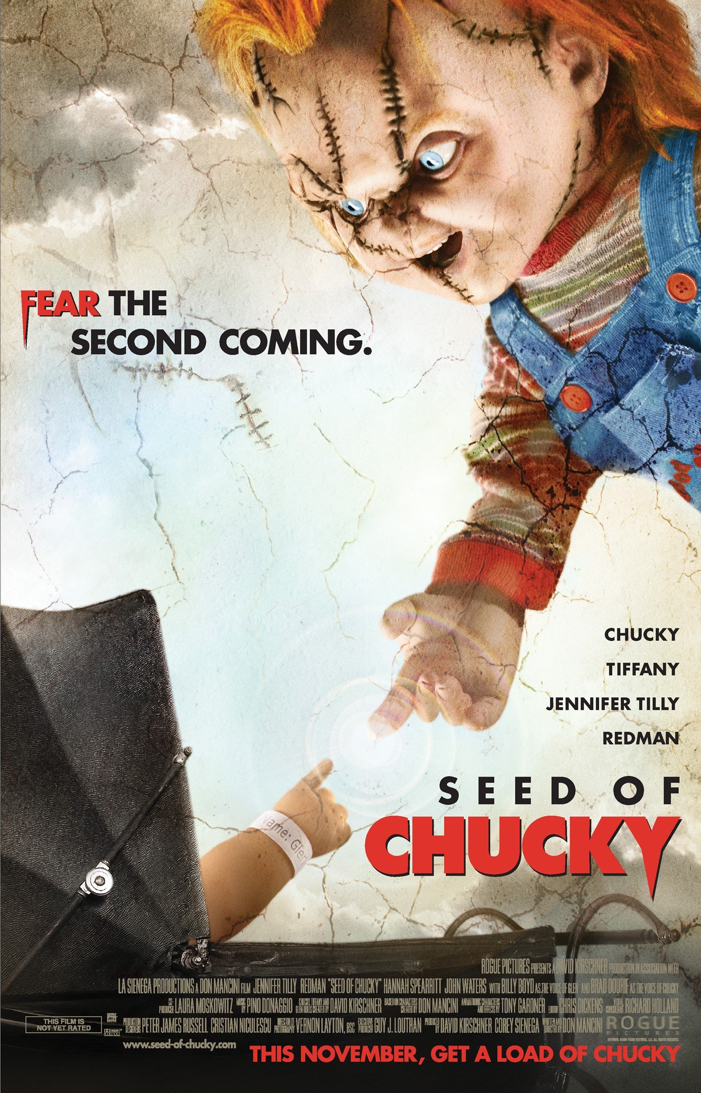 Seed of Chucky kapak