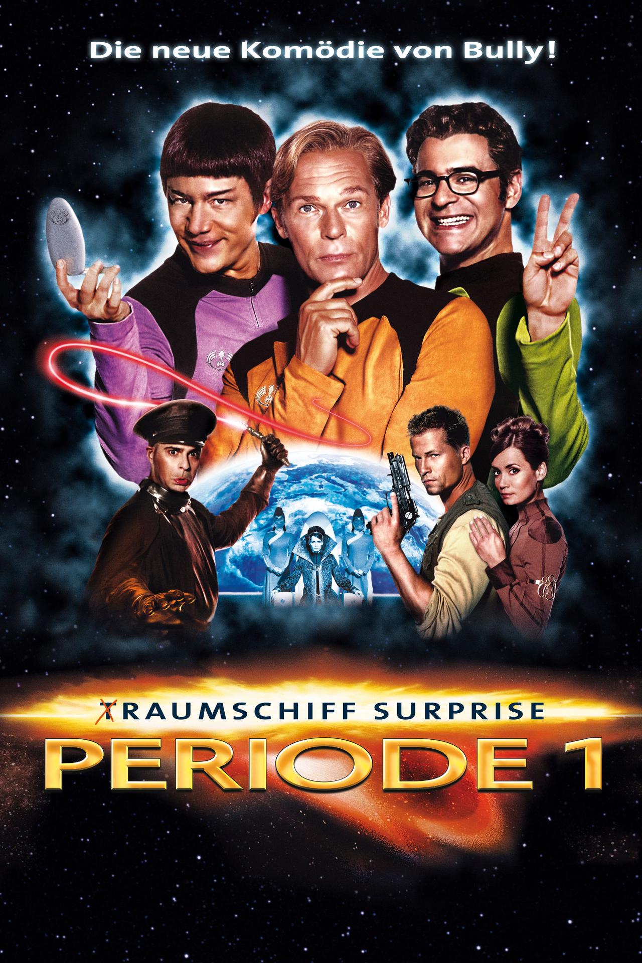 (T)Raumschiff Surprise - Periode 1 kapak