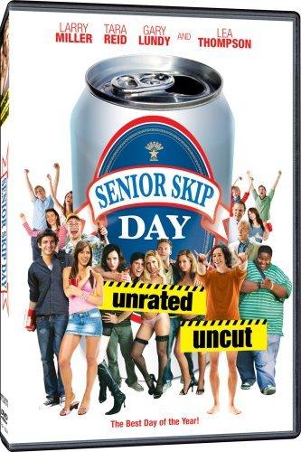 Senior Skip Day kapak