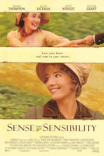 Sense and Sensibility kapak