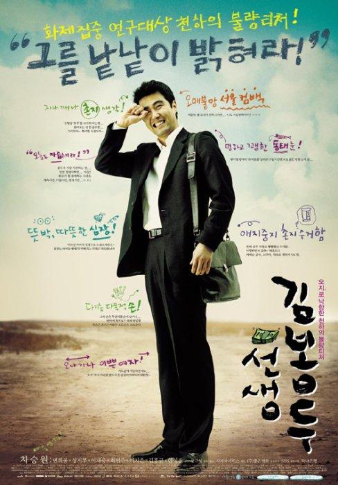 Seonsaeng Kim Bong-du kapak