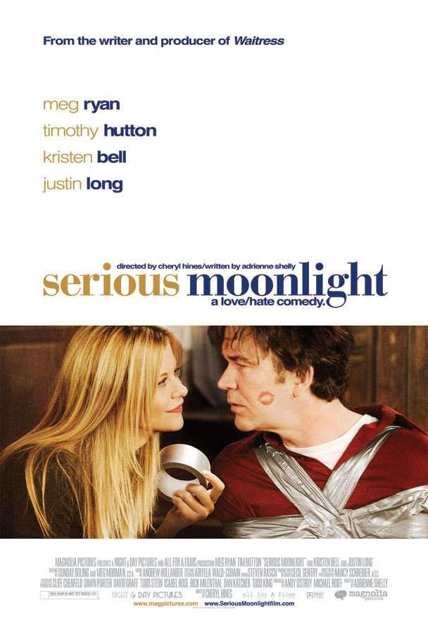 Serious Moonlight kapak