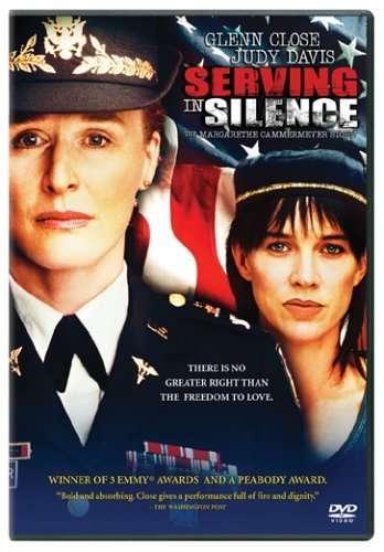 Serving in Silence: The Margarethe Cammermeyer Story kapak