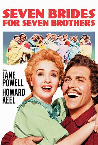Seven Brides for Seven Brothers kapak