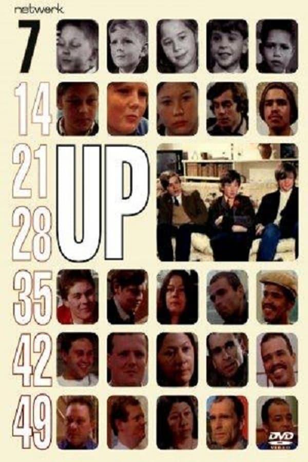 Seven Up! kapak