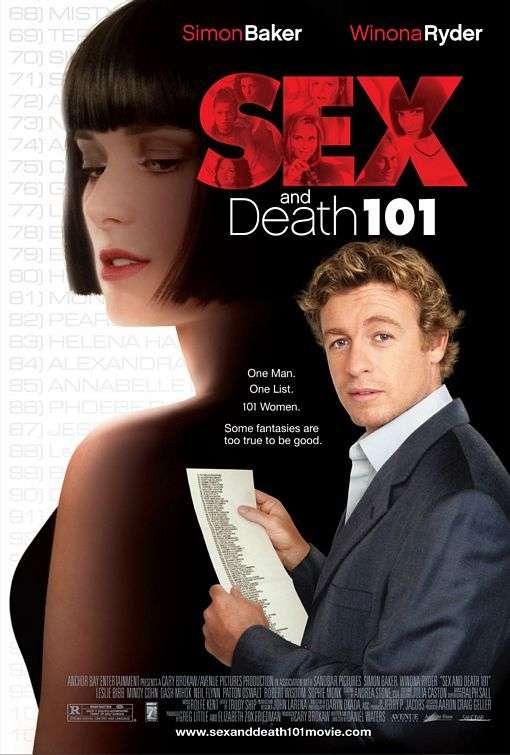 Sex and Death 101 kapak