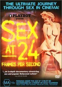 Sex at 24 Frames Per Second kapak