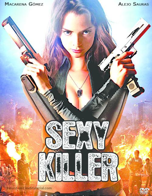 Sexykiller, morirás por ella kapak