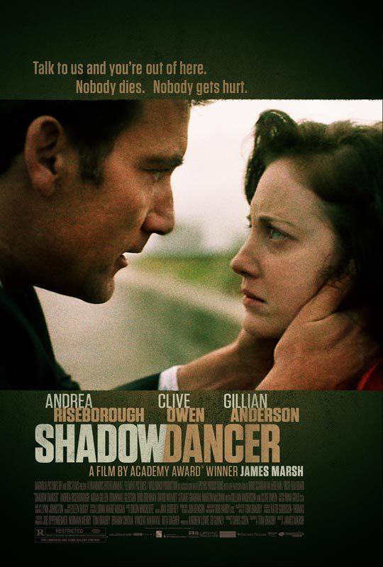 Shadow Dancer kapak