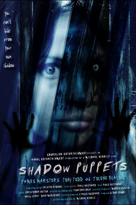 Shadow Puppets kapak