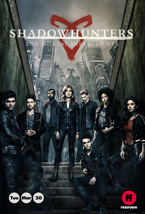Shadowhunters  kapak
