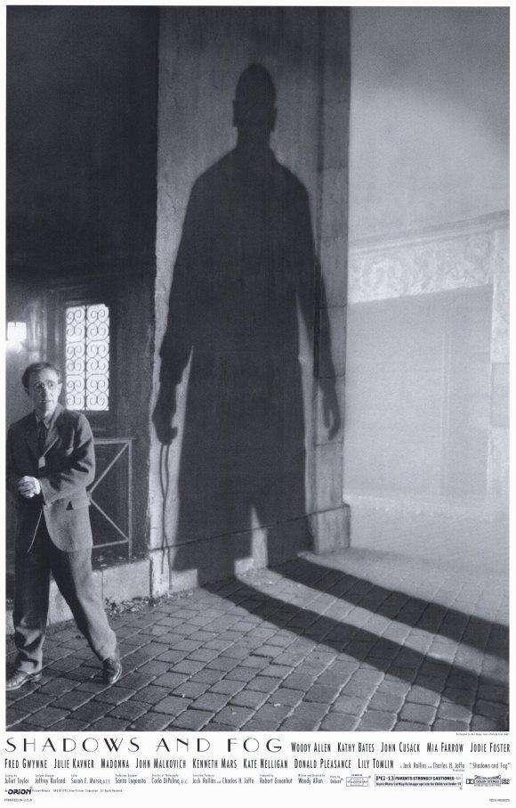 Shadows and Fog kapak