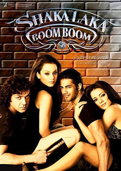 Shakalaka Boom Boom kapak