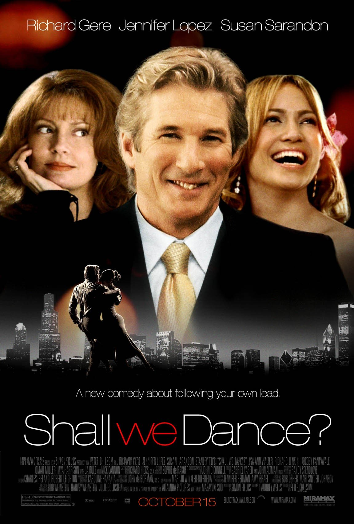 Shall We Dance kapak