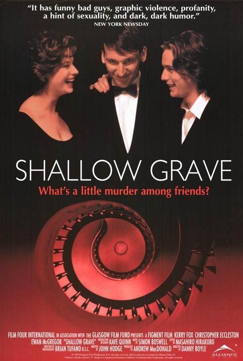 Shallow Grave kapak