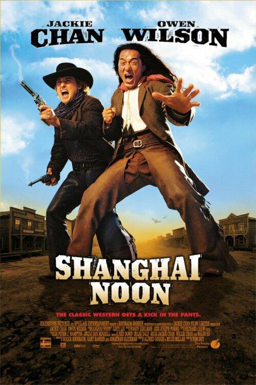Shanghai Noon kapak