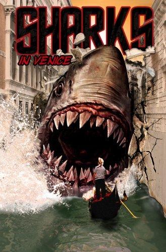 Shark in Venice kapak