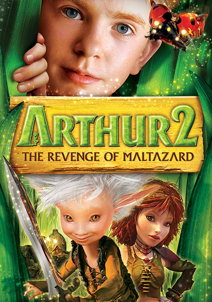 Arthur and the Great Adventure kapak