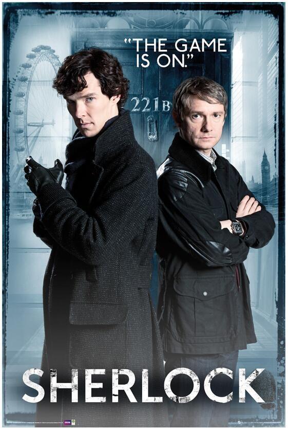 Sherlock kapak