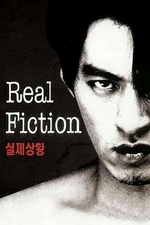 Real Fiction kapak