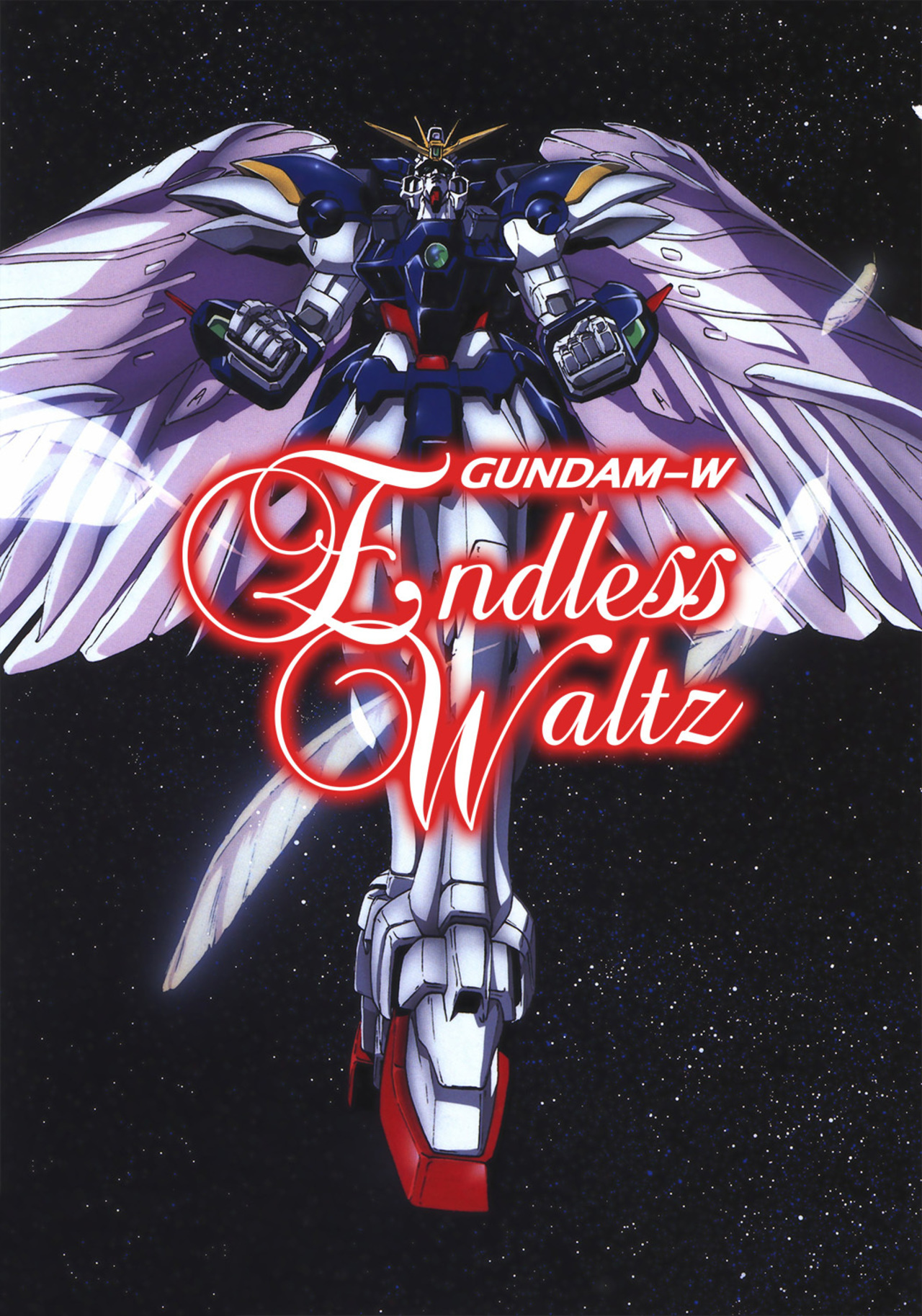 Mobile Suit Gundam Wing: Endless Waltz kapak