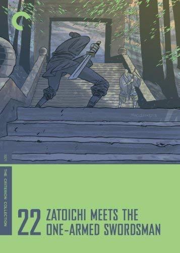 Zatoichi Meets The One Armed Swordsman  kapak