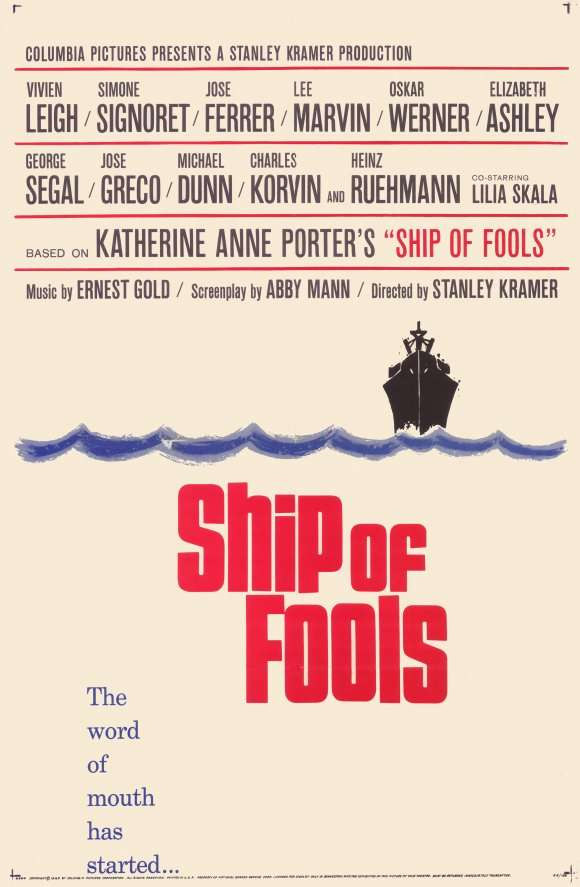 Ship of Fools kapak