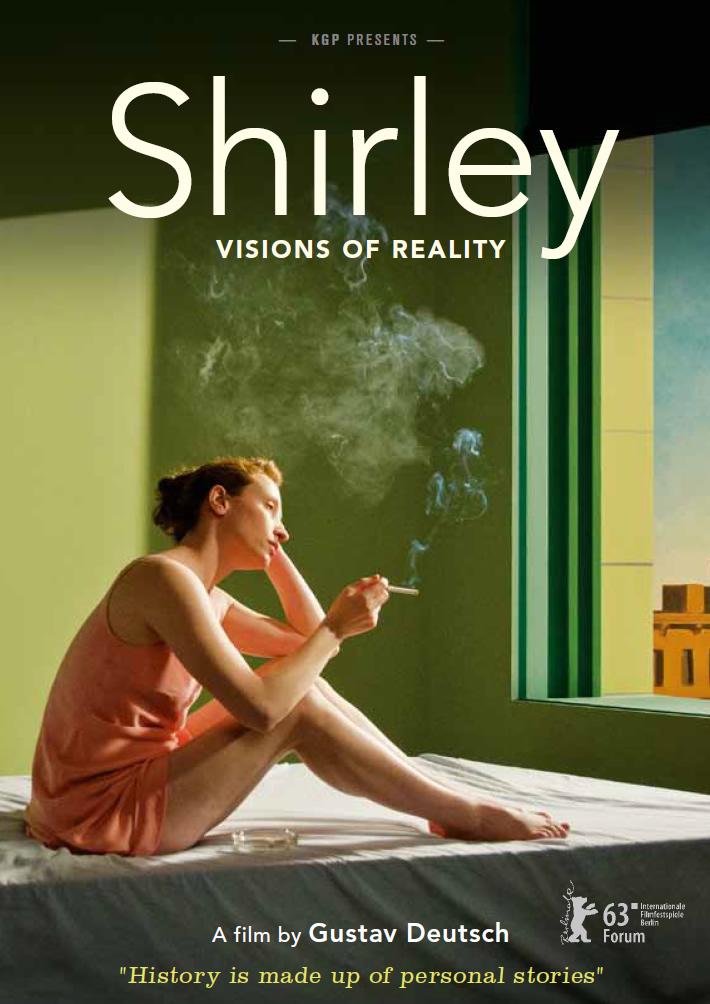 Shirley: Visions of Reality kapak