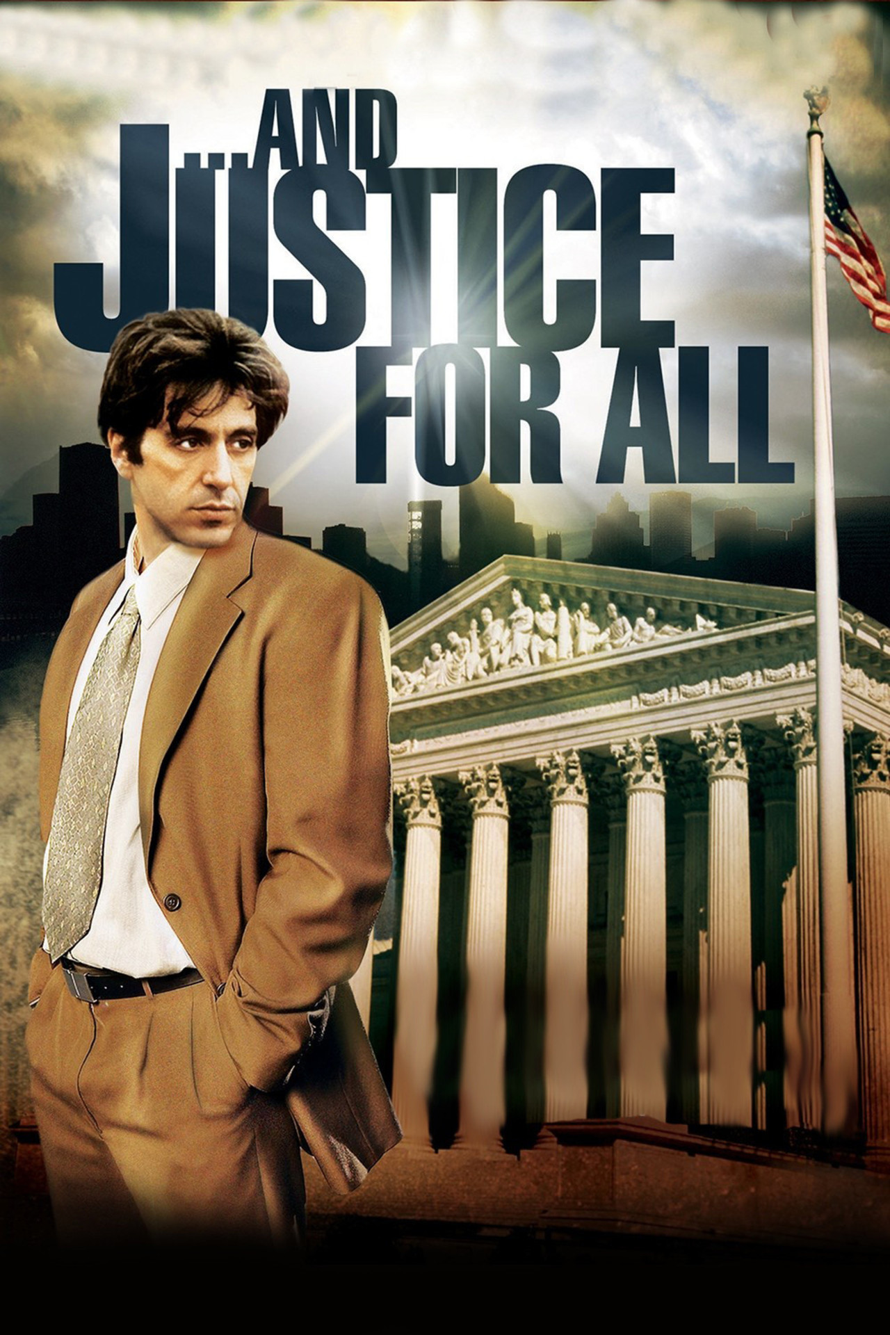 ...and justice for all. kapak