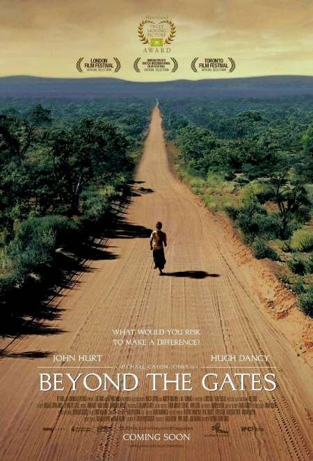 Beyond the Gates kapak