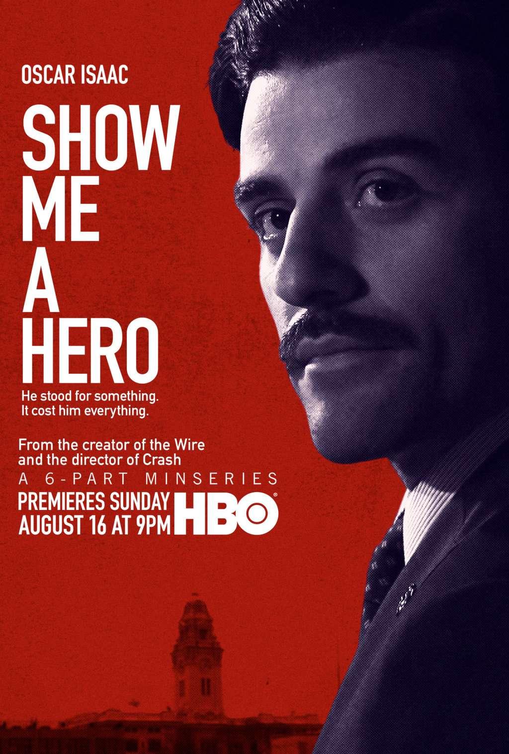 Show Me a Hero kapak