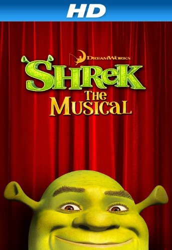 Shrek the Musical kapak