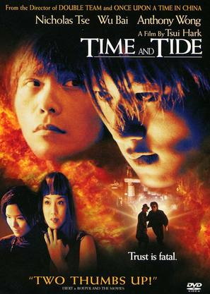 Time and Tide kapak