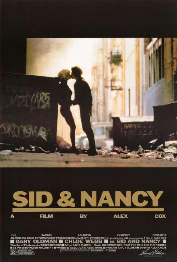 Sid and Nancy kapak
