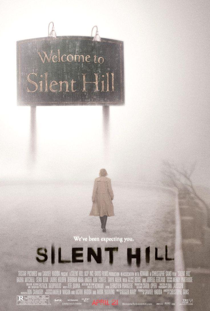 Silent Hill kapak