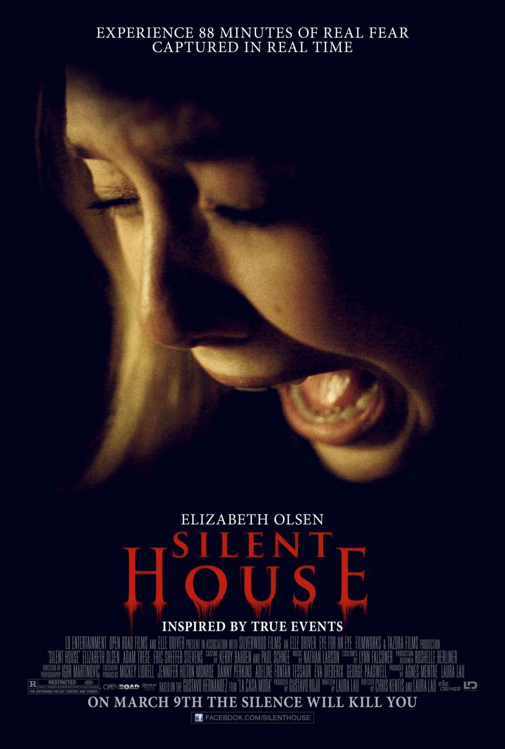Silent House kapak