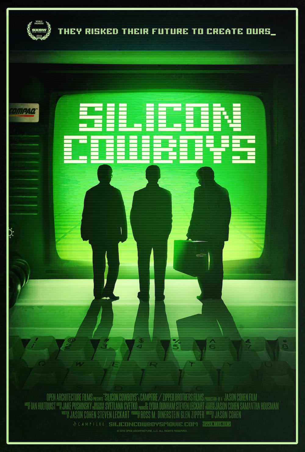 Silicon Cowboys kapak