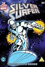 Silver Surfer kapak
