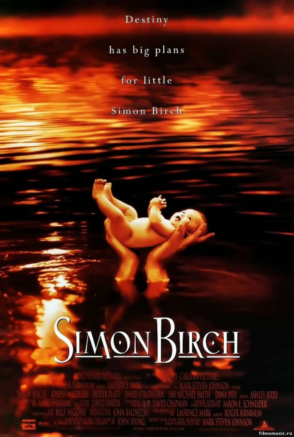 Simon Birch kapak