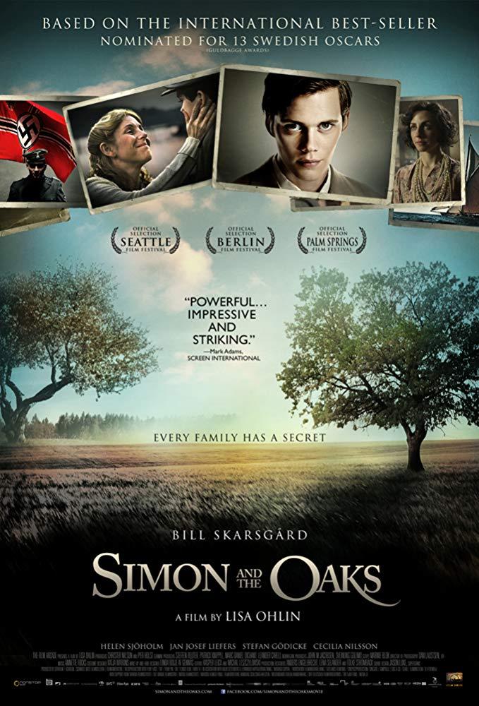 Simon och ekarna kapak