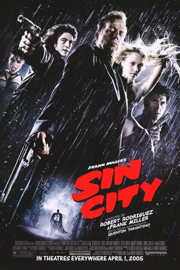 Sin City kapak