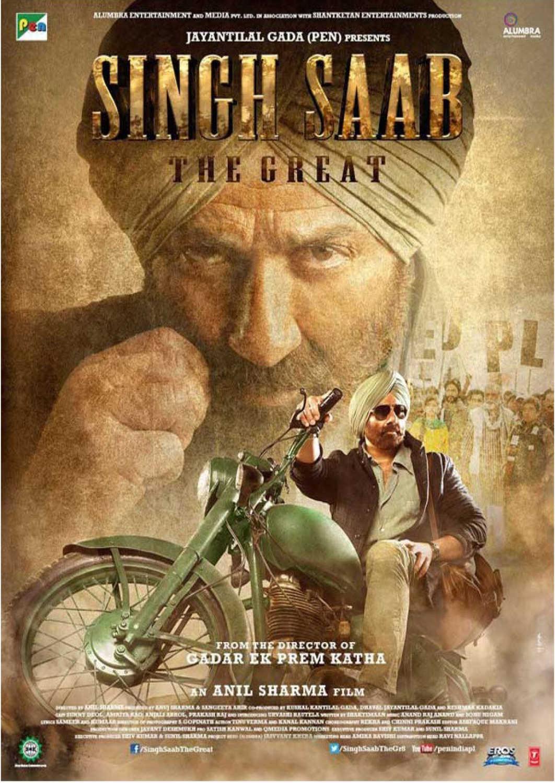 Singh Saab the Great kapak