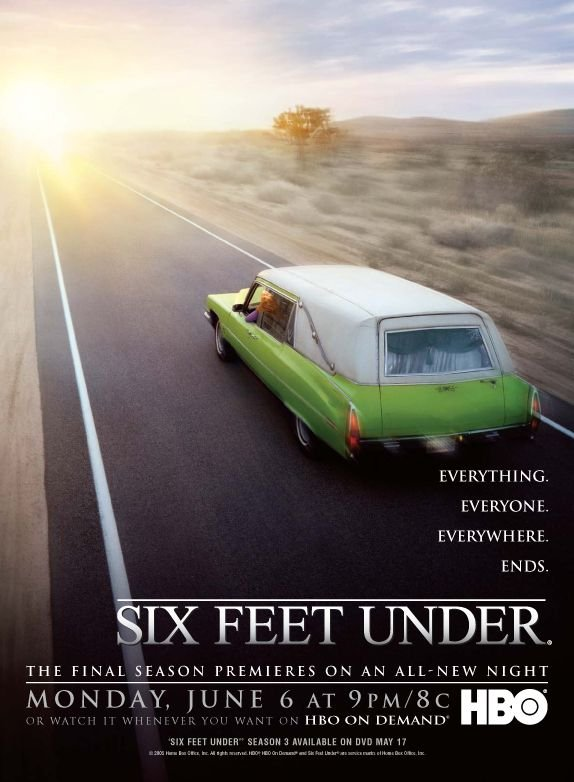 Six Feet Under kapak