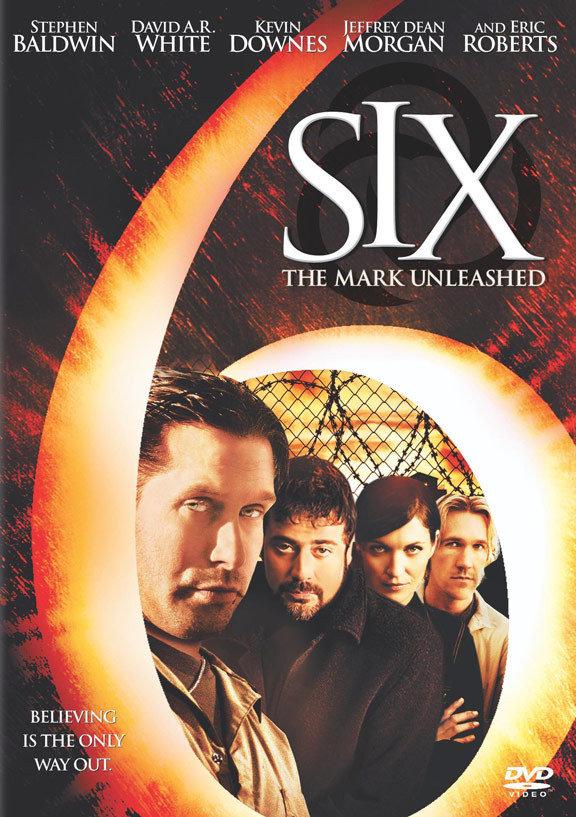 Six: The Mark Unleashed kapak