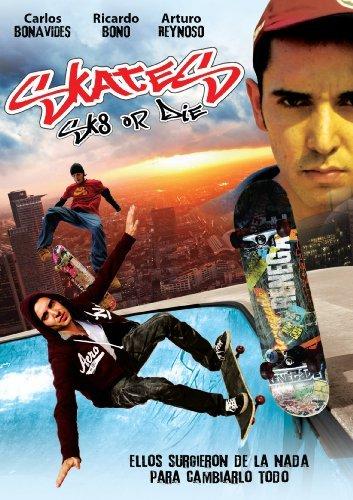 Skate or Die kapak