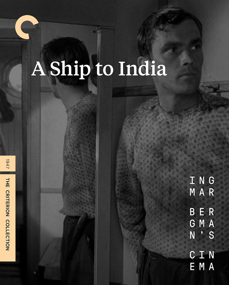 A Ship to India kapak