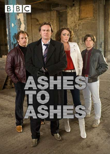 Ashes to Ashes kapak